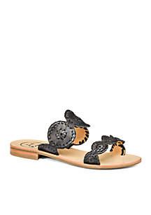 Lauren Slide Sandals