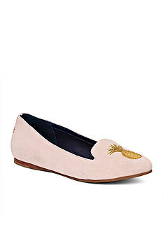 Jack Rogers Anice Suede Flat