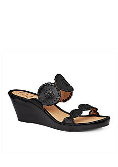 Jack Rogers Shelby Stacked Wedge