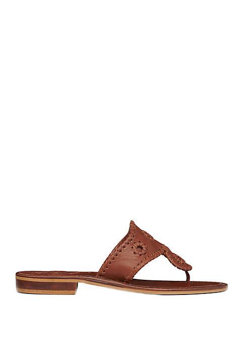 Jack Rogers Natural Jacks Sandals