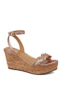 Keri Wedge Sandal