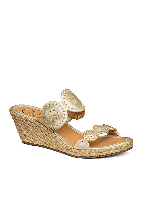 Jack Rogers Shelby Wedge Sandal