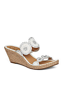 Shelby Wedge Sandal