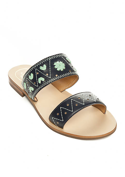 Jack Rogers Adair Double Band Flat Sandal