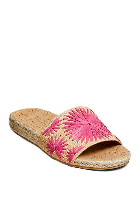 Jack Rogers Bettina Slide Sandals