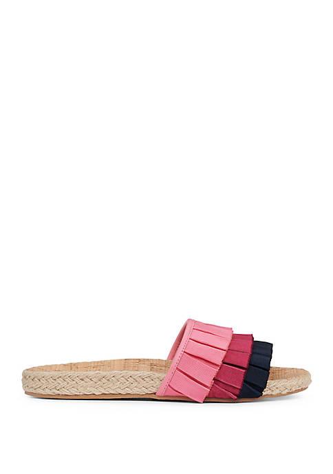 Flynn Slide Sandals
