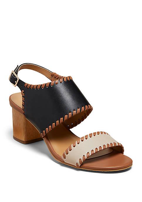 Sloane Mid Heel Sandals