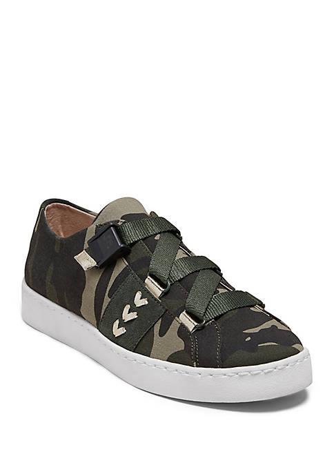 Warner Canvas Sneakers