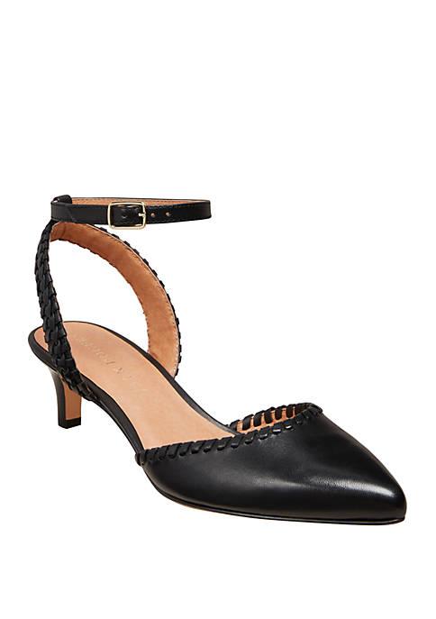 Jack Rogers Tinsley Kitten Heel Sandals