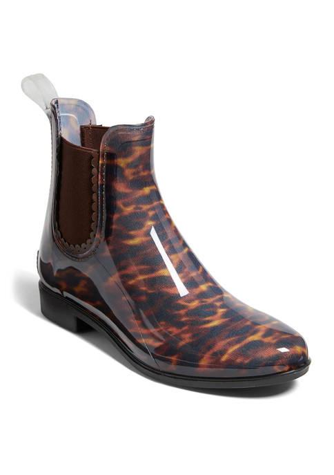 Sallie Tortoise Rain Boots