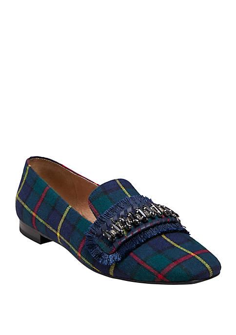 Beatrix Jeweled Loafers