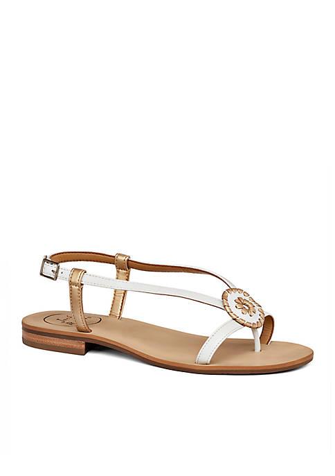 Mollie Slingback Sandals