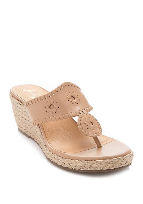 Jacks Wedge Sandals