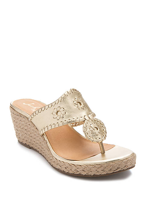 Jack Rogers Jacks Wedge Sandals