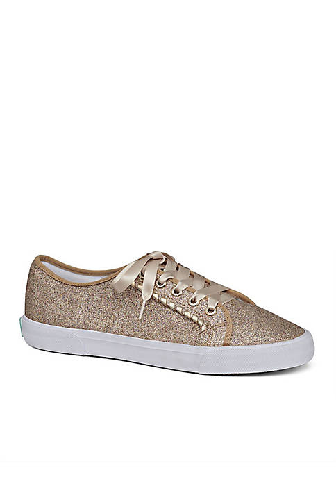 Jack Rogers Carter Textile Glitter Sneakers