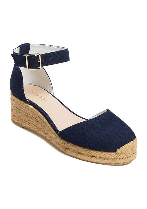 Palmer Closed Toe Mid Wedges