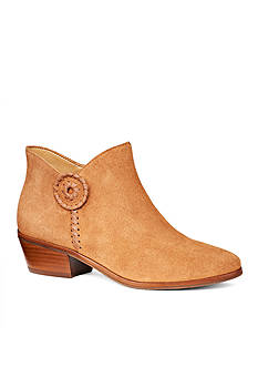 Jack Rogers Peyton Suede Bootie