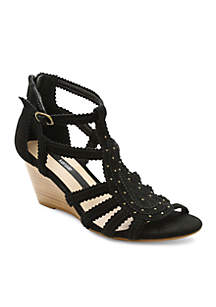 Sisha Wedge Sandal