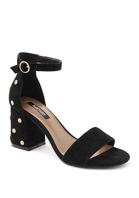 Kensie Edee Studded Heel