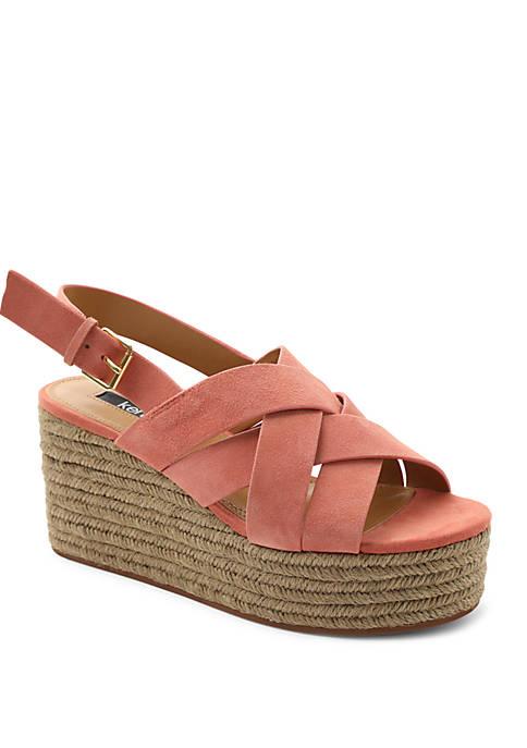 df9189e60c23 Kensie Facoma Platform Espradrille Sandals