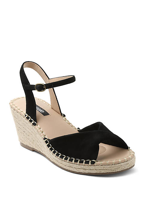 Vermont Ankle Strap Wedge