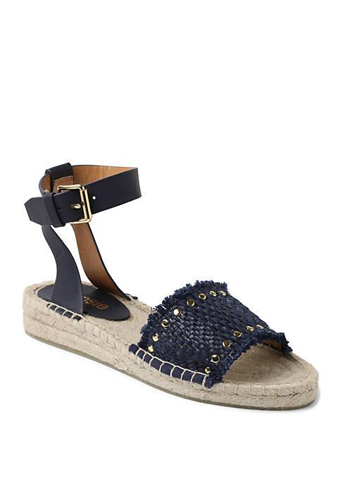 Kensie Alabama Woven Espadrille Sandals