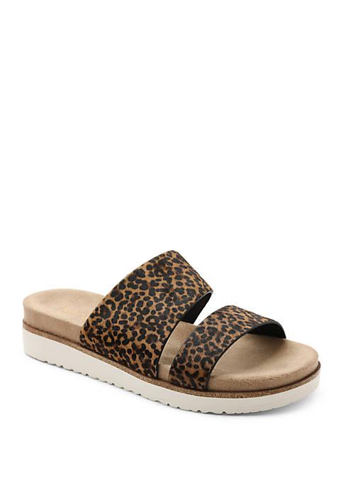 Danesha Footbed Sandals