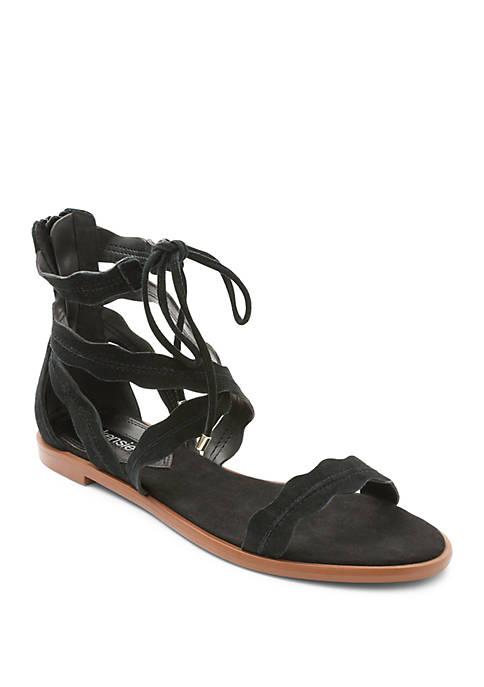 Kensie Mandoline Gladiator Sandals