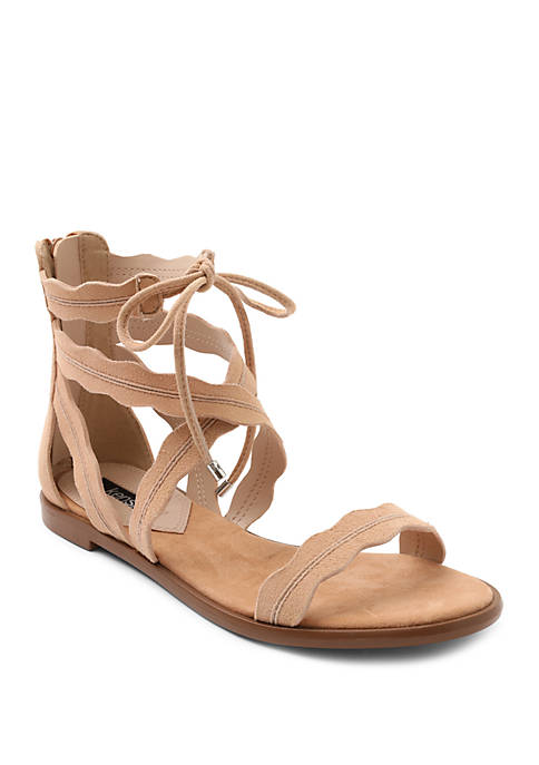 Mandoline Gladiator Sandals