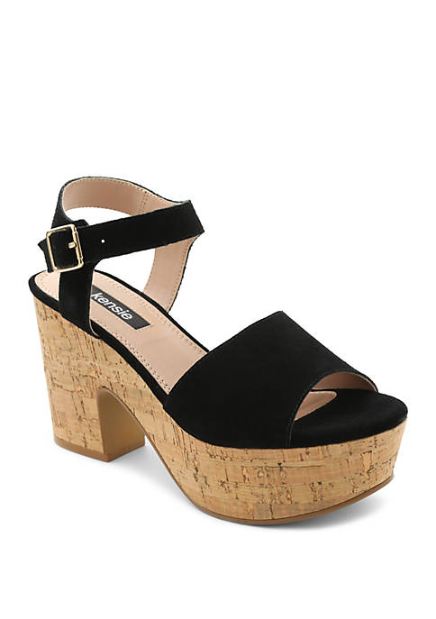 Cathryn Wedge Sandals