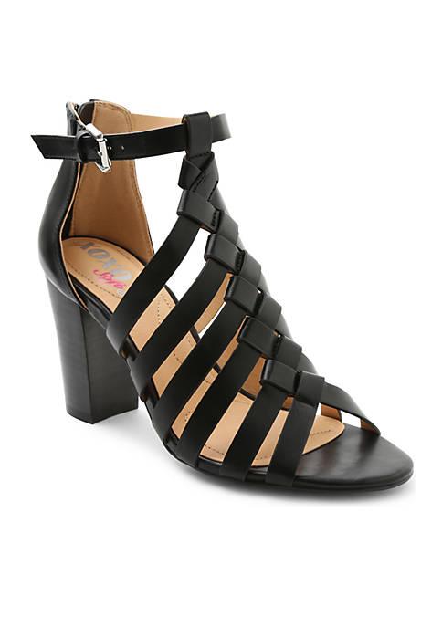 Baxter Block Heel Sandal