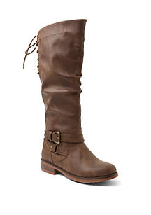 Middleton Slouched Riding Boot