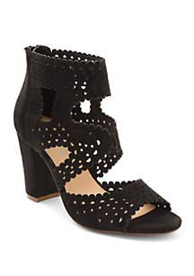 Bowery Open Toe Sandal