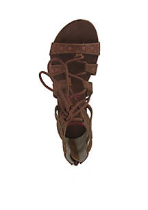 6edb6b65b7a1 ... Jellypop Indigo Gladiator Sandal ...