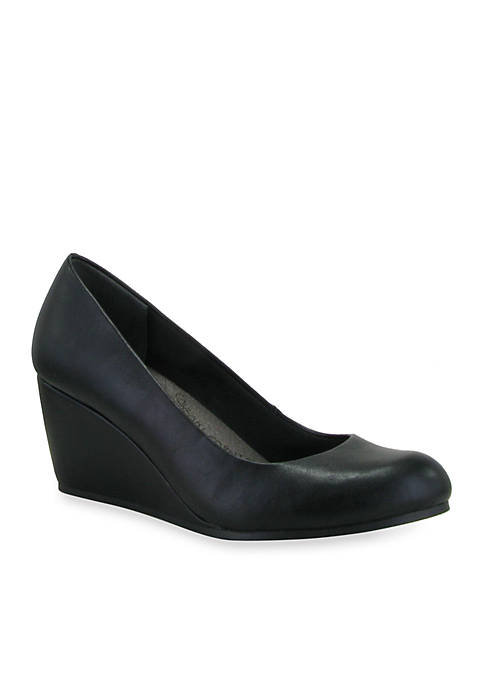 Nola Wedge Pumps