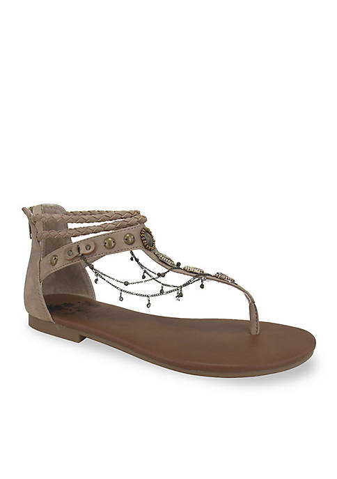 Jellypop Cava Ornament Chain Sandal