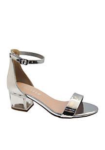 Sweden Ankle Dress Block Heels