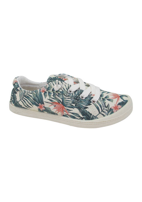 Jellypop Womens Dallas Lace Up Sneakers