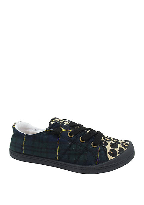 Jellypop Dallas Lace Up Fashion Sneakers