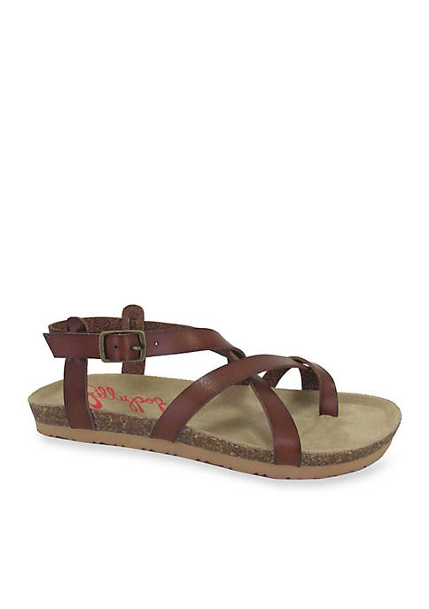 Jellypop Tempe Footbed Sandals
