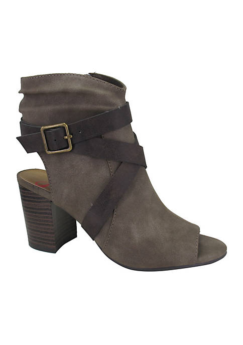 Jellypop Linnea Cross Buckle Booties