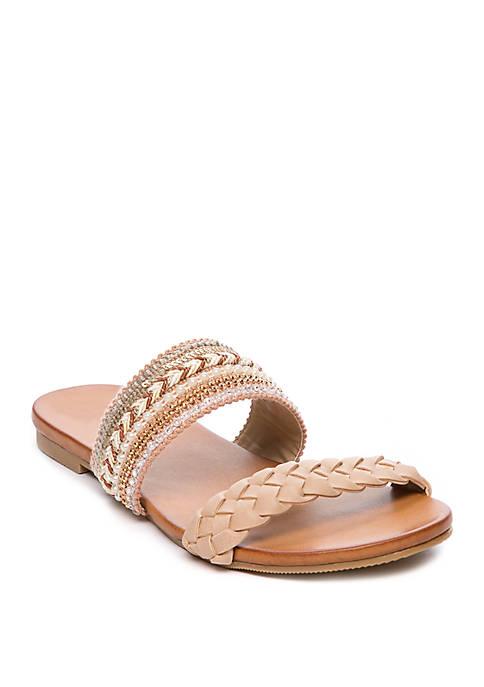 Jellypop Sacha Beaded Sandals