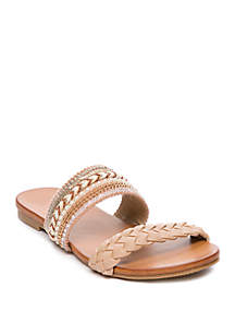 Jellypop Sacha Beaded Sandals