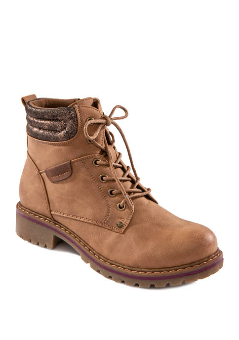 Jellypop Adam Lace Up Boots
