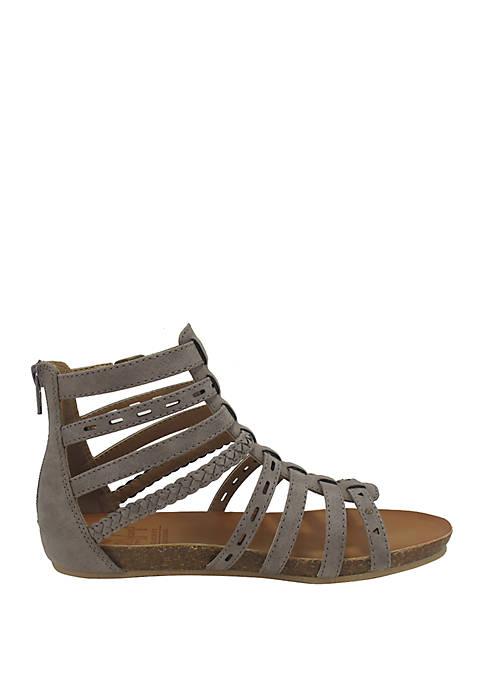 Aztec Gladiator Sandals