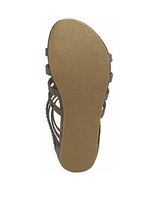56c7342083ea ... Jellypop Aztec Gladiator Sandals