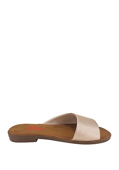 Eberta One Band Slide Sandals