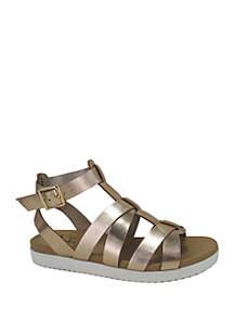 Jellypop Eevi Sport Footbed Sandals