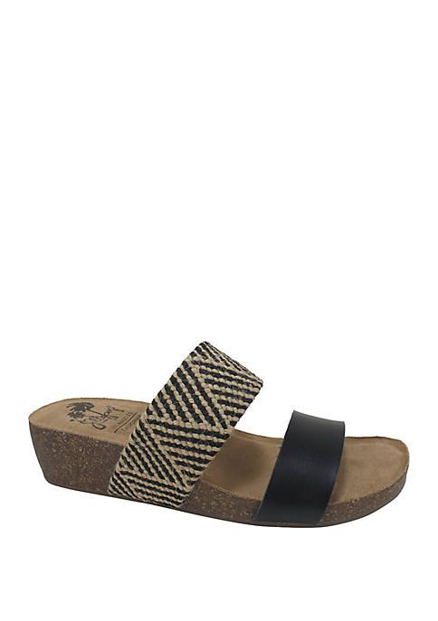 Jellypop Tanzan Slide Sandals