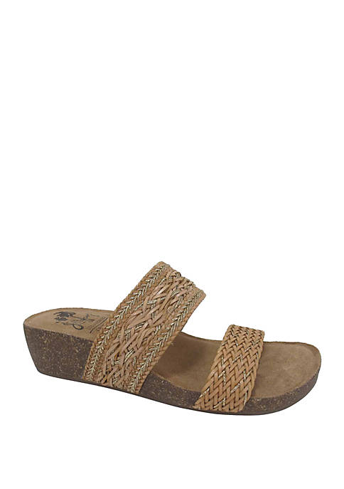 Jellypop Tanzan Slide Sandals